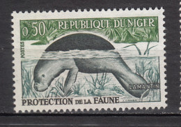 Niger, Félin, Lamantin, Dugong, Baleine, Whale - Balene