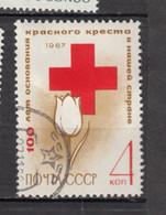 Russie, Russia, Croix-rouge, Red Cross, Tulipe, Tulip, Fleur, Flower, Bulbe - Croce Rossa