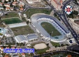Portugal Belenenses Lisbon Restelo Stadium New Postcard Stadion AK - Calcio