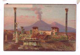 POMPEI Templo Di Apollo - Pompei