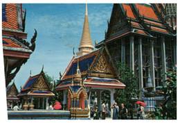 (O 24) Thailand (posted To Australia) - ภายในวัดพระศรีรัตนศาสดาราม - Tailandia