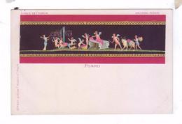 POMPEI Fresco Amorini Fiorai Angels - Pompei