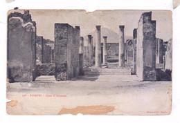 POMPEI Casa D' Arianna - Pompei