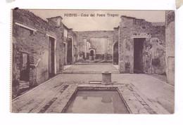 POMPEI Casa Del Poeta Tragico - Pompei