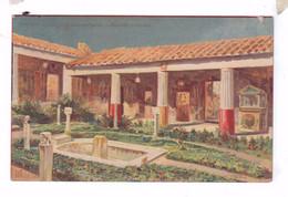 POMPEI Casa Del Amorini - Pompei