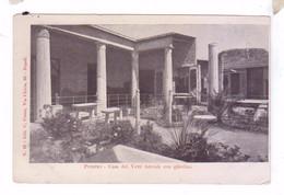 POMPEI Casa Dei Vetti Laterale Con Giardino - Pompei