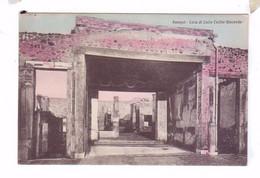 POMPEI Casa Di Lucio Cecilio Giacondo - Pompei