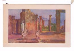 POMPEI Casa Di Cornelio Rufo - Pompei