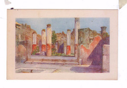 POMPEI Casa Di Tritolemo - Pompei