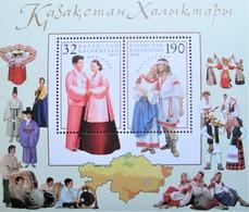 Kazakhstan  2010  Peoples Of Kazakhstan . Bl. MNH - Kazakhstan