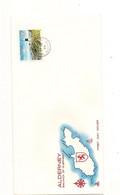 ALDERNEY  F.D.C. VIEW/VUE 27 DEC 89 - Alderney