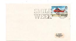 ALDERNEY  F.D.C.STATION DE BATEAUX DE SAUVETAGE 12 MAI 1985 - Alderney