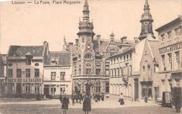 La Poste Place Marguerite - Leuven - Louvain - Leuven