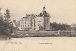 Environs De Huy  , Chateau De St Vitu  ( Huy , Wanze ),(  Nels Série 55 N° 75  ) - Huy