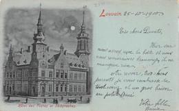 Hôtel Des Postes Et Télégraphes - Leuven - Louvain - Leuven