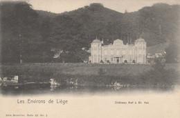 Environs De Liège  , Chateau Nef à St Val ,( Visé ),(  Nels Série 83 N° 3  ) - Wezet