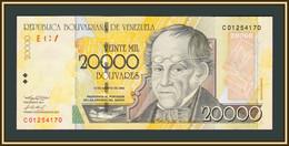 Venezuela 20000 Bolívares 2002 P-86 (86b) UNC - Venezuela