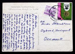Sudan 1976 Cards To Denmark ( Lot 377) - Sudan (1954-...)