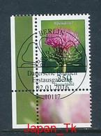 GERMANY Mi.Nr. 3199  Freimarke: Blumen -ESST BERLIN -Eckrand Unten Links- Used - [7] Repubblica Federale
