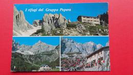 I Rifugi Del Gruppo Popera - Italia