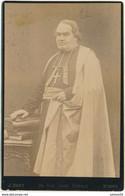 CABINET -  Portrait De Mgr BESSON (1821-1888), Evêque De Nîmes, Par J. BERT à Nîmes (BP) - Ancianas (antes De 1900)