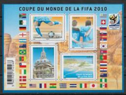 FRANCE - Yvert  N° F 4481 ** COUPE DU MONDE FIFA 2010 - France