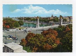 Paris - Pont Alexandre III° - Viaggiata Nel 1961 - (FDC24914) - Ponts