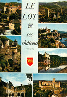 CPSM Le Lot Et Ses Châteaux     L3136 - Non Classés