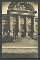 Post Card Architecture Unknown Building Unused - Castelli