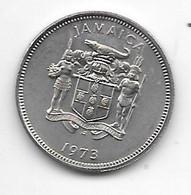 *jamaica 10 Cents 1973 Km 54 - Jamaica