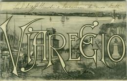 VIAREGGIO - VEDUTINE - EDIZIONE ALTEROCCA - SPEDITA 1910s (BG5971) - Viareggio