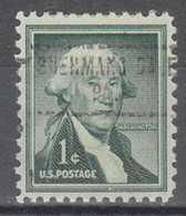 USA Precancel Vorausentwertung Preo, Locals Pennsylvania, Shermans Dale 734 - United States