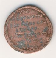 BRANDENBURG-BAYREUTH 1717: 1 Groschen, Reformation, KM 134 - Schön 22 - [ 1] …-1871 : Etats Allemands