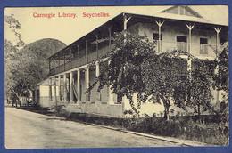 CPA SEYCHELLES - CARNEGIE LIBRARY - Seychelles