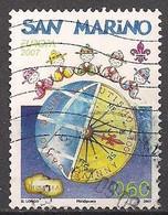 San Marino  (2007)  Mi.Nr.  2299  Gest. / Used  (3gl02) EUROPA - San Marino