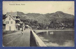 CPA SEYCHELLES - MAHE - VICTORIA STREET - Seychelles