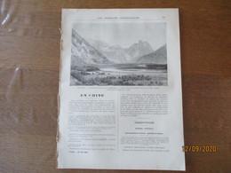 LES MISSIONS CATHOLIQUES DU 29 JUIN 1900 EN CHINE,CHEZ LES FANG,PROMENADES EN NORVEGE,SOUVENIRS FRANCO-TONKINOIS - 1900 - 1949
