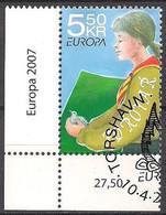 DK - Färöer  (2007)  Mi.Nr.  607  Gest. / Used  (3gl05) EUROPA - Féroé (Iles)