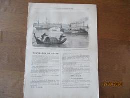 LES MISSIONS CATHOLIQUES DU 22 JUIN 1900 NOUVELLES DE CHINE,PROMENADES EN NORVEGE,SOUVENIRS FRANCO-TONKINOIS,Mgr BULEON - 1900 - 1949