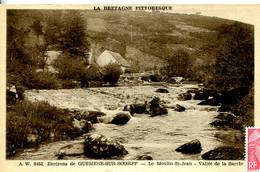 N°4661 R -cpa Le Moulin St Jean -vallée De La Sarrhe- - Mulini Ad Acqua
