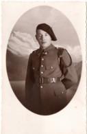 Militaire C.1930 ? 27e BCA Bataillon De Chasseurs Alpins Photo - Chasseur Alpin - Guerra, Militares