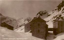 L'Hospice Du Grand St. Bernard En Hiver (1693) - VS Valais