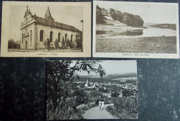 Carte Postale CPA LUXEMBOURG LUXEMBURG - REMICH Lot #6/6 - 3 Cartes Postales - Remich