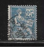 FRANCE  ( FR1 - 10 )  1900  N° YVERT ET TELLIER  N° 114a - Used Stamps