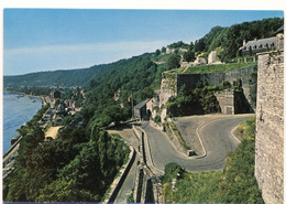 Namur - Citadelle - Route Merveilleuse Et Chemin De Ronde - Ed Cocart 109 - Ongelopen Kaart - Namur