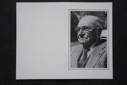Dp Burgemeester-Brouwer Albert Moortgat. °Breendonk, +Beveren. Echtgen. Plaskie. AVV-VVK. - Avvisi Di Necrologio