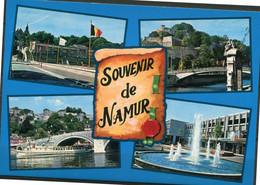 Namur - Souvenir De ...  - Ed Cocart 101 - 4 Photo's Op Ongelopen Kaart - Namur