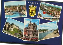 Namur - Souvenir De ...  - Ed Cocart 79 - 5 Photo's Op Ongelopen Kaart - Namur