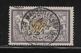 FRANCE  ( FR1 - 16 )  1900  N° YVERT ET TELLIER  N° 122 BC - Used Stamps