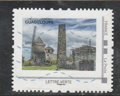 FRANCE 2019 ISSU COLLECTOR GUADELOUPE OBLITERE - France